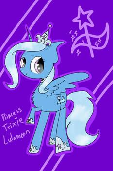 Princess Trixie Lulamoon