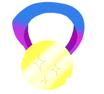 Golden Spark's Cutie Mark by GallantServer