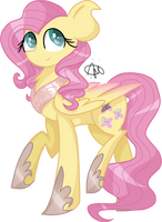 Future Fluttershy by ThePegasisterPony