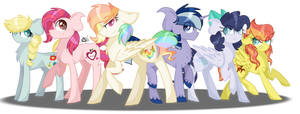 Crystalverse: Mane Six (OUTDATED)
