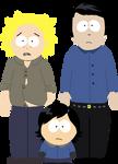 South Park NG: Tweek and Craig