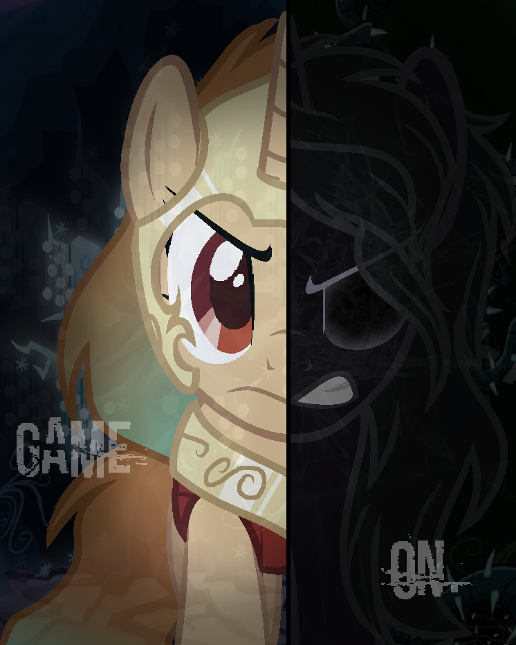 Winterverse: Game On. by ThePegasisterPony
