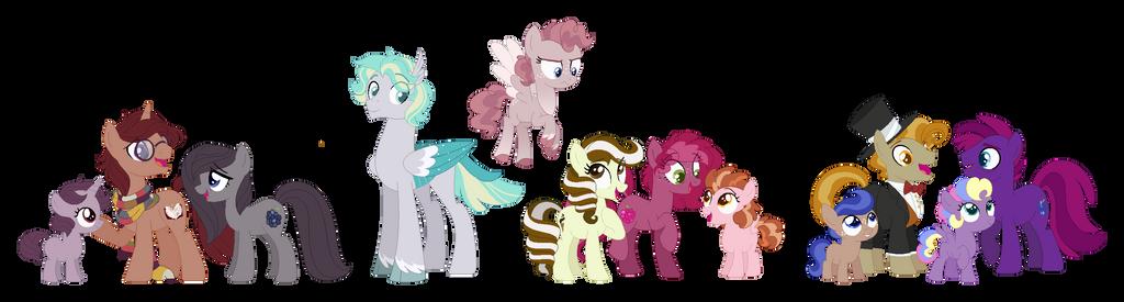 Winterverse- Berry Triplets' Future Families