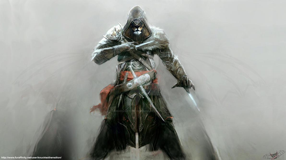 Ezio auditore da 39 leo 39 firenze wallpaper by for Assassin s creed sfondi