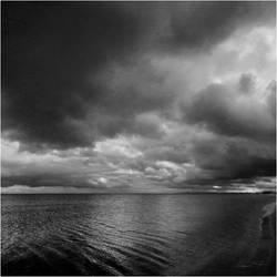 the Black Sea mirror