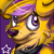 -Painted Icon example- by Rubykickz