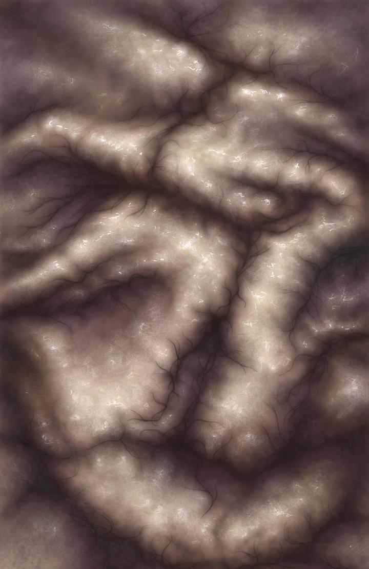 abstract digital painting 3 by ayaspiralout