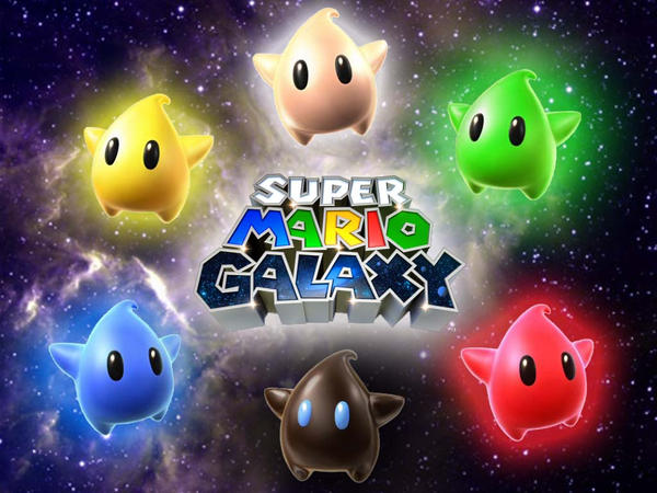 Mario Galaxy Wallpaper By Nayru Scholar On Deviantart