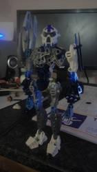 Bionicle: Nova Orbis - Toa Uria by Kaxman5735