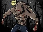 Werewolf 'sketch'