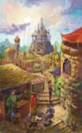 Kingdom Sight by ZilerWolf
