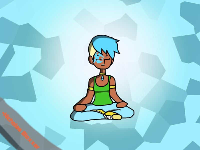 Mystic Shaman Meditation by Nichromo221 on DeviantArt