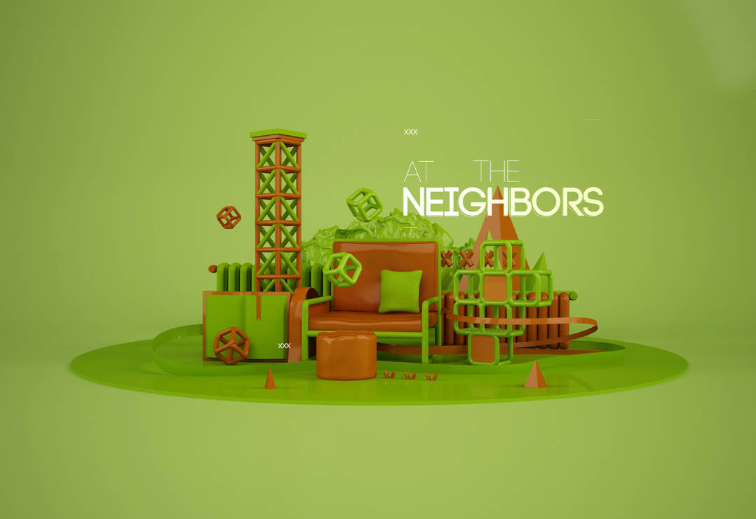 At The Neighbors