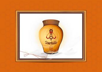 Starhills, Raw Honey [work in progress] by K0M0X