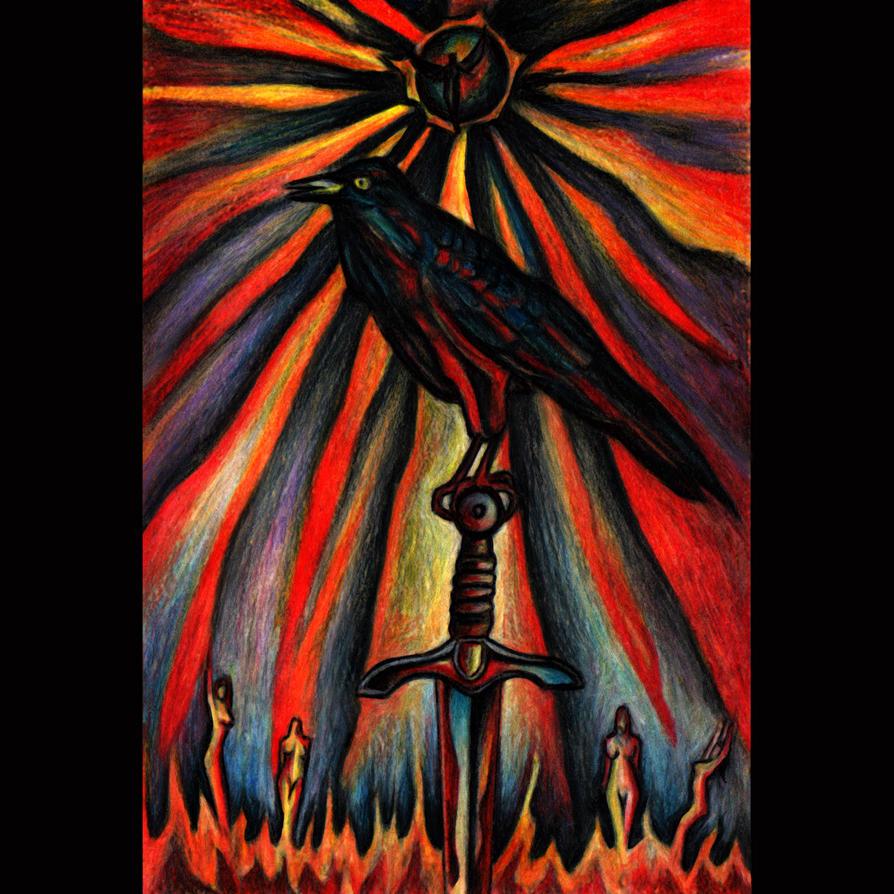 Raven's Blood by munrue