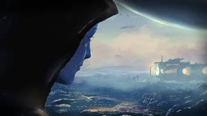 The Next Mass Effect - Liara Teaser