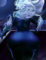 Black Cat 2 by JohnTazukura