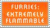 Furries- Pyromaniac Solution by KymeriaKnight