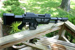 Warhammer 40k lasgun