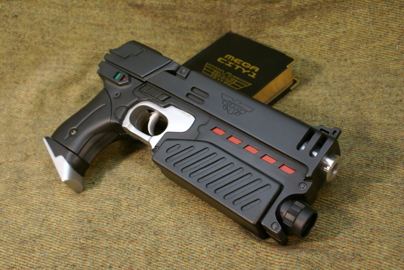 Judge Dredd Lawgiver by Matsucorp