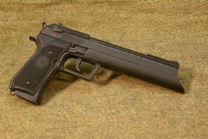 Grammaton Cleric pistol 001 by Matsucorp
