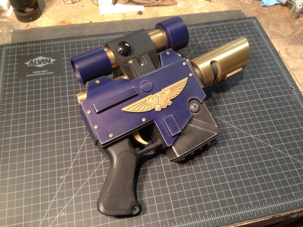 Warhammer 40K Laspistol