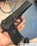 Equilibrium Pistol