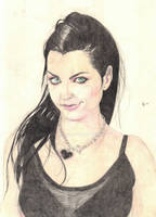 Amy Lee by SaMaAg
