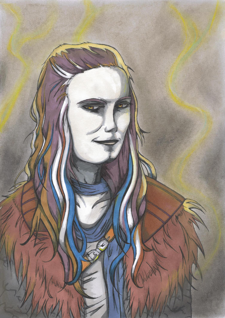 Graverobber by mythicamagic