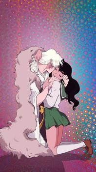 Klimt's The Kiss (sesskag)