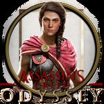 Assassin's Creed Odyssey - Kassandra Icon