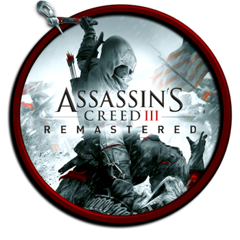 Assassin's Creed 3 - Remastered Icon by Kiramaru-kun