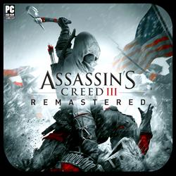 Assassin's Creed 3 - Remastered dock Icon by Kiramaru-kun