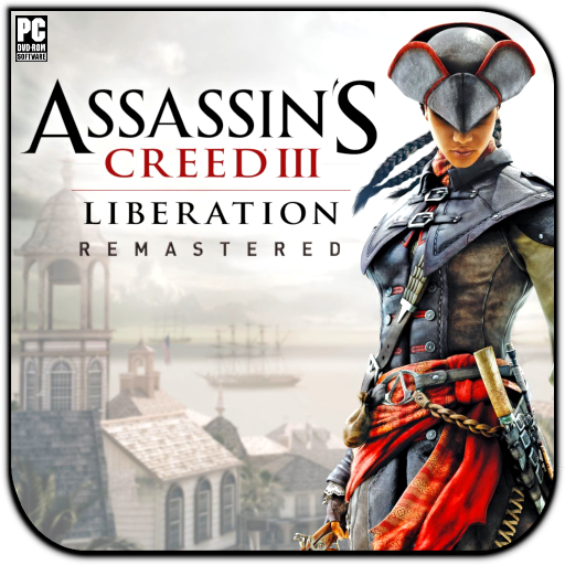 Assassin S Creed Liberation Dock Icon By Kiramaru Kun On Deviantart