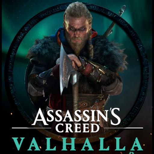 Assassin S Creed Valhalla Icon 2 By Kiramaru Kun On Deviantart