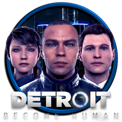 Detroit Become Human Icon