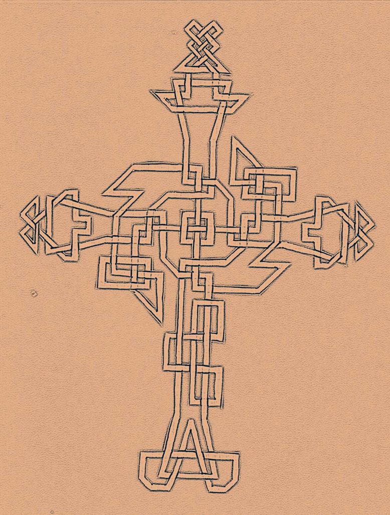 tattoo cross celtic by taranthor on deviantart. Black Bedroom Furniture Sets. Home Design Ideas