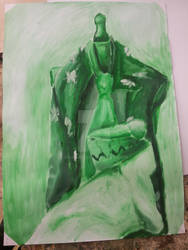 Green_painting