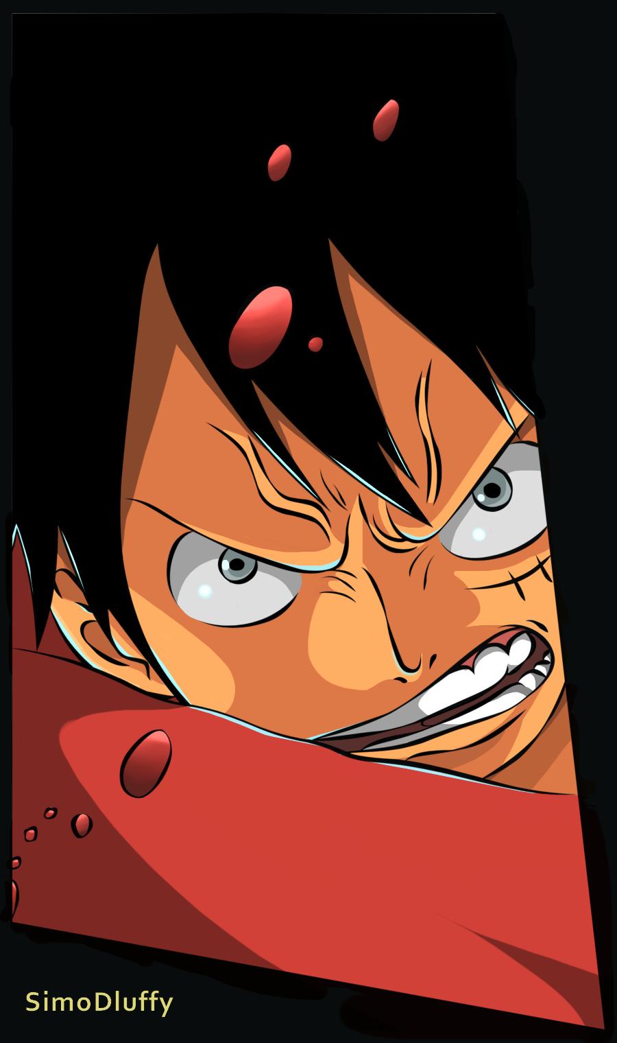 One Piece 689 Badass Mugiwara By Simodluffy On Deviantart