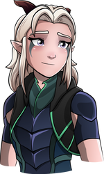 Rayla (The Dragon Prince)
