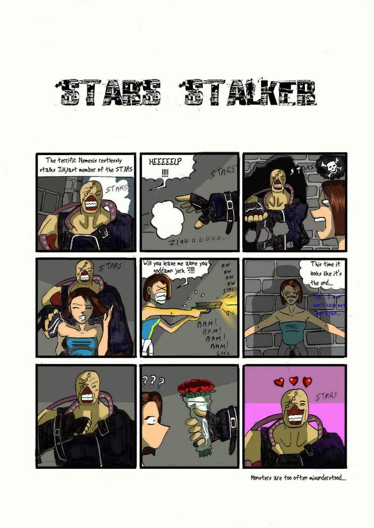 Resident Evil 3: Stars Stalker by Siegfried40000