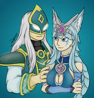 Io and Jenos