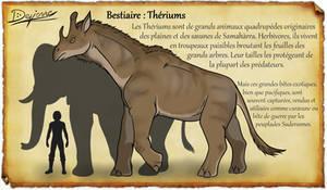 Bestiaire : Therium