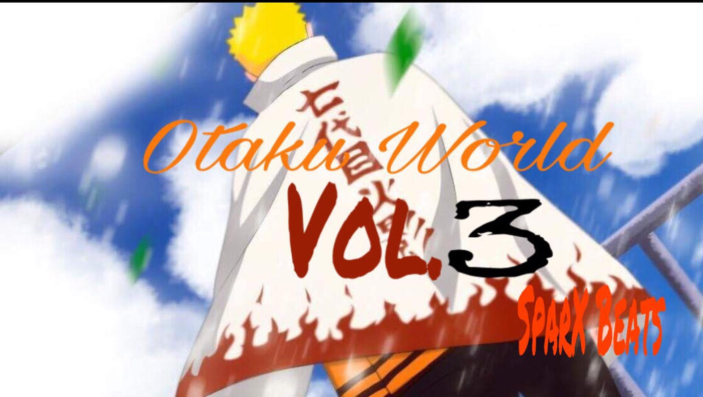 SparX Beats-Otaku World 3(Cover) by shinykomodiver1994
