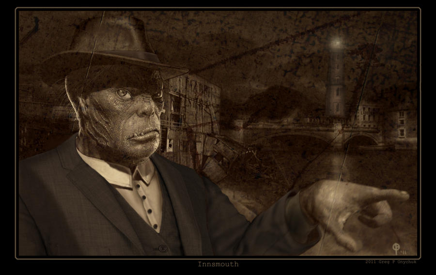 Innsmouth by Onychuk