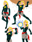 Captain marvel redesign