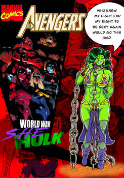 Avengers: world war she-hulk