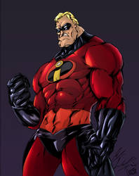 MR.INCREDIBLE by gonzo723