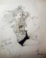 Falling Miko