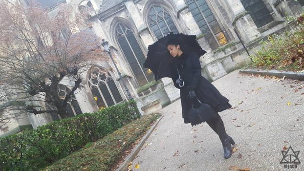 Winter Fall (umbrella) 02